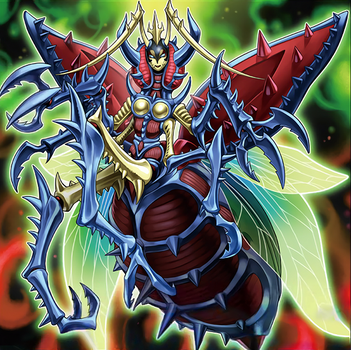 Ultimately Mutant Insect Queen by Yugi-Master