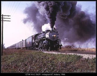 GTW 4-6-2 5629 by classictrains