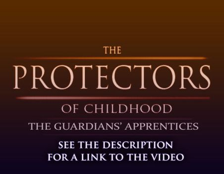 ROTG ANIMATIC - THE PROTECTORS OF CHILDHOOD by cirquedelart