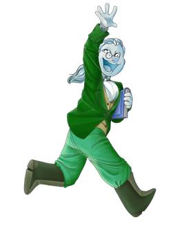 Is this a leprechaun or what by inkspecco