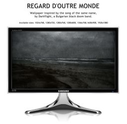 Regard d'outre Monde (Wallpaper Pack) by dreadfuldark