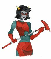 Terezi Pyrope by Humming-Fly