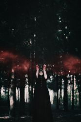 The Faceless Nightmare by NataliaDrepina