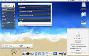 Welcome to OS X by xizor227