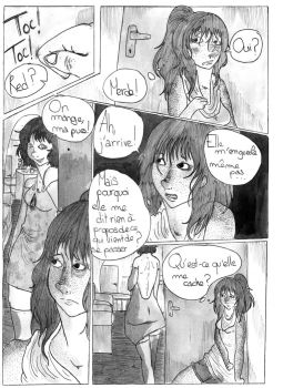 Red and Wolf page 129 by Ammyna