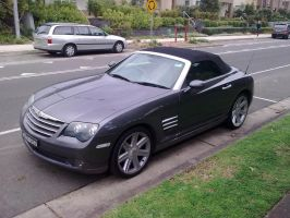2005 Chrysler Crossfire Limited Convertible by TricoloreOne77