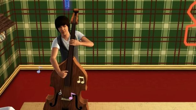 Paul on bass 2 by BeagleAgent