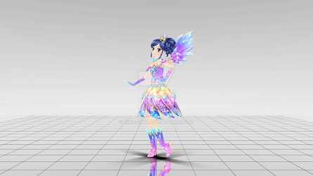 [MMD]Aikatsu Signalize! (Motion Data Conversion) by kira-sky