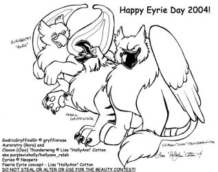 Eyrie Day 2004 by hollyann