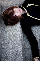 Cosplay : CODE GEASS 02 by yuegene