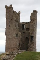 Castle Remains by NickiStock