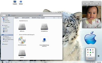 Win7 SP1 32Bit Atamain osX by eliseoeli
