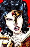 Wonder Woman Sci-fi 2013 by Barnlord