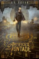 Book Cover - Artifices da Vontade by MirellaSantana