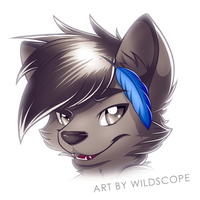 Free Art for -namid5095- on Furry Amino by J-Zykov