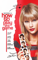 How To Play The Game // Book Cover by moonxriver