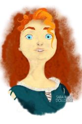 Merida by Muggle-Angel
