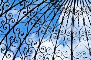 Caged Clouds by Se7enVirtues