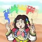 Indivisible Day 22: Sangmu by magusVroth