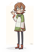 Pidge by apanda54