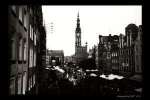 Gdansk in the rain by Lady-CaT