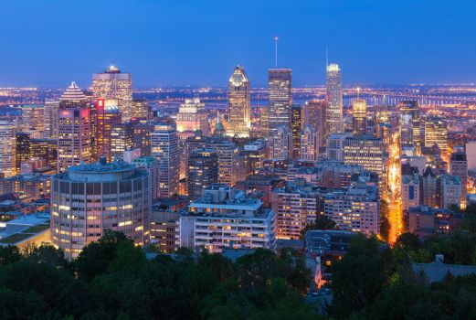 Mont Royal by JamesHackland