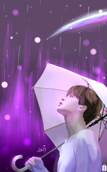 Love Yourself- BTS JIMIN by DisappointmentRao