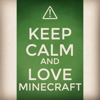 Keep Calm by BlessThe3nd