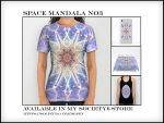 Space Mandala no3 by Dr-Pen