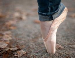 To the pointe by JM-P