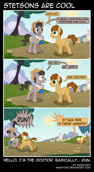 Stetsons Are Cool by mandydax
