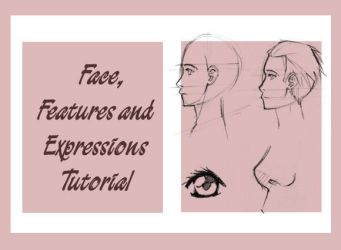 Tutorial: Face and Expressions by kitten-chan