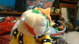 My Bowser Puppet by TwistedDarkJustin