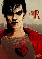 Warm Bodies - Hello my name is R by CristinaKokoro