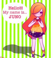 Juno by Poponchis