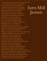 Sorts Mill Jannon by chemoelectric