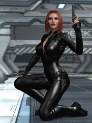 Black Widow update by sturkwurk