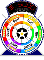 Star Wheel #1 $5,000 2 by mrentertainment