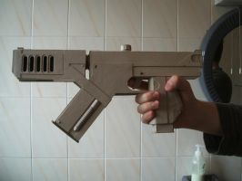 Blade2 Machine Pistol grip by PatrickGavin