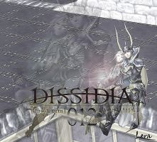 Final Fantasy Dissidia 012 - romance... by Light-Ferron