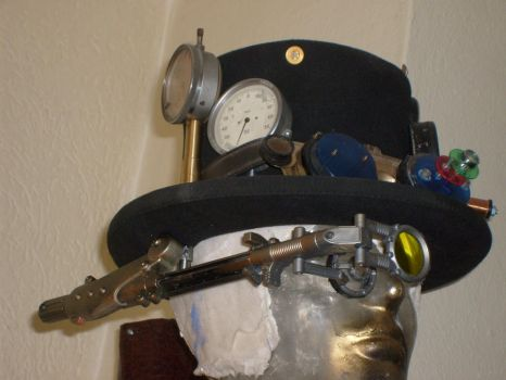 SteamPunk 2nd Tophat by SteamPunk-Creator