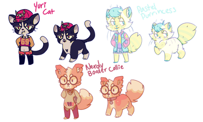 auction adopts  | CLOSED by irlnya