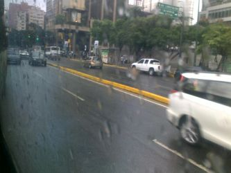 Rainy Day on Caracas by KarionSpidle