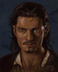 Will Turner by sketchabeth