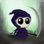 Ollie the little Reaper by fullhex