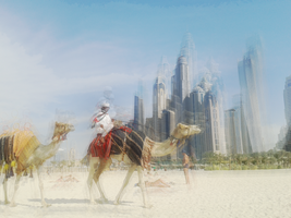 Dubai Beach by PapaGolf54