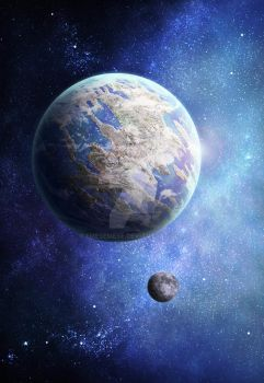 Another Earth by emesemese
