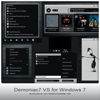 Demoniac 7 VS by deskmodder