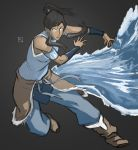 Legend of Korra by IvurNave