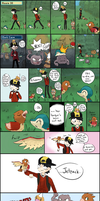 Kings and Pawns: A HGSS Nuzlocke - Page 10 by Parasols